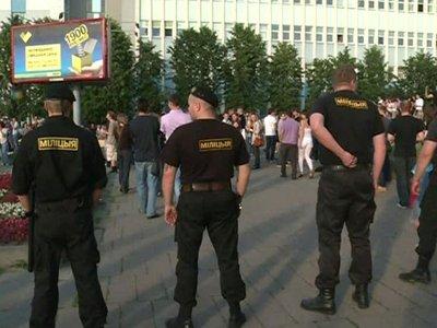 """Белорусская """"Революция через социальные сети"""" завершилась арестом 450 человек"""