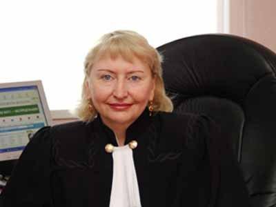 Карточка судьи - Щеглова Лариса Михайловна: биография, карьера, награды