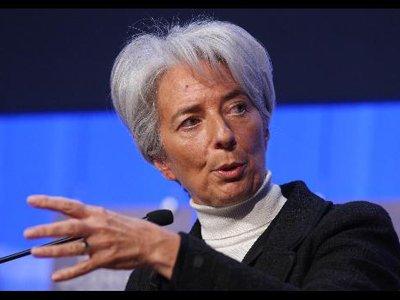 "Главу МВФ Лагард будут судить во Франции по ""делу Тапи"""