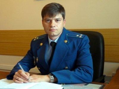 Новым прокурором города Красноярска назначен А.М. Лейзенберг