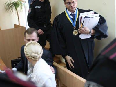 """Возбуждены уголовные дела против следователей и судей по """"газовому делу"""" Тимошенко"""