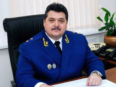 Прокурор Москвы Сергей Куденеев