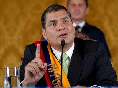 Шесть офицеров полиции признаны виновными в организации покушения на президента Эквадора