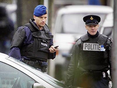 Невооружонная полиция