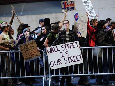 Власти Нью-Йорка выплатят $333 000 участникам движения Occupy Wall Street