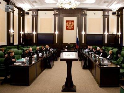 Судьи ВАС коллективно пошли в отставку