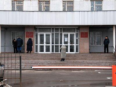Никулинский межмуниципальный (районный) суд Западного административного округа г. Москвы — фото 2