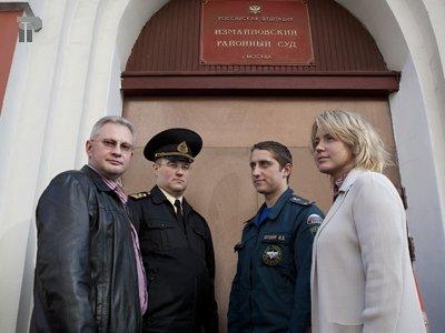 Адвокат Орешников и Светлана Марк вместе с ключевыми свидетелями защиты