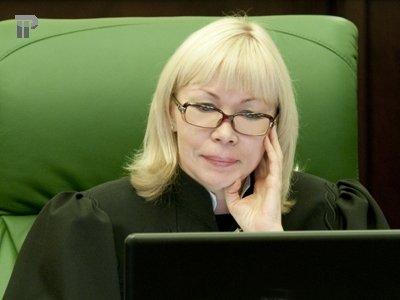 Судья ВС Татьяна Завьялова