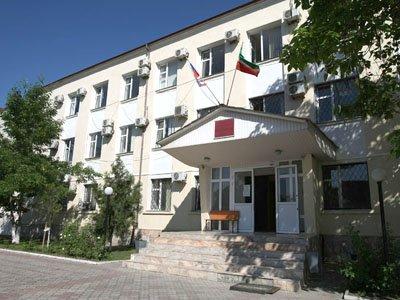 Верховный суд Чеченской Республики