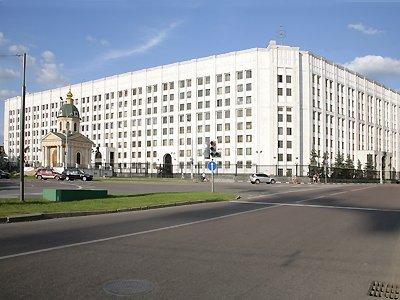 """СКР проводит обыски в """"Оборонсервисе"""" по афере с продажей недвижимости в Москве на 3 млрд руб."""
