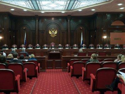 Правительство узаконит трансляцию заседаний КС в интернете