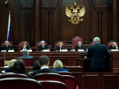 КС воспринял мысли Совета судей о квалифклассах