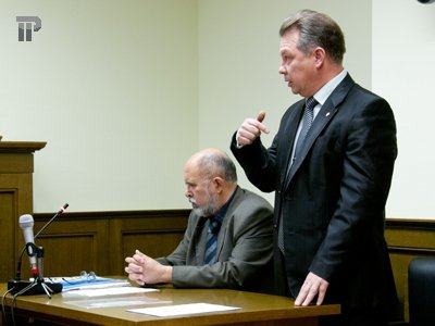 Судья в отставке собирается дать коллегам последний шанс на работу адвокатами