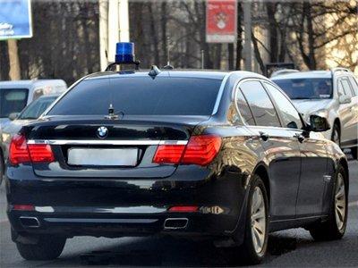СКР покупает семь BMW 528i xDrive с кожаными салонами, подогревом руля и скоростью 240 км/ч