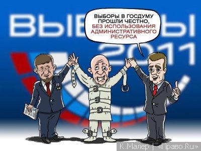 """""""Плохие или очень плохие выборы"""" - ОБСЕ опубликовала окончательный доклад о выборах в Госдуму РФ"""