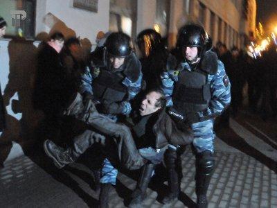 Human Rights Watch осудила аресты участников митингов в Москве
