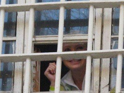 На Украине будут судить тюремщиков, обвиняемых в избиении Тимошенко