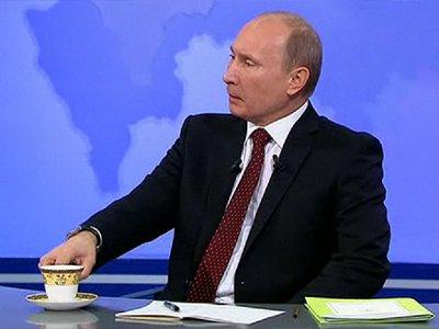 Разговор о налоге на роскошь Путин отложил до 2013 года