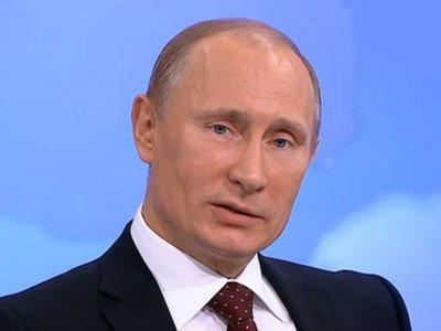 Путин разрешил обращаться в ЗАГСы для получения документов по Интернету