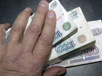 Депутат, заплативший 200000 руб. за прекращение проверки своих пяти фирм, оштрафован на 12 млн руб.