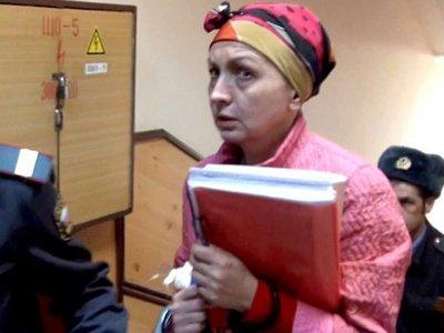 Мосгорсуд не стал снимать арест с недвижимости по делу Натальи Гулевич