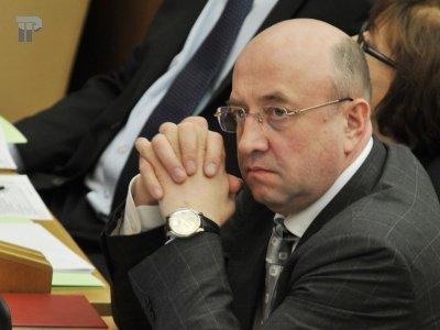 Председатель Комитета Госдумы по госстроительству Владимир Плигин