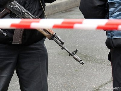 """Вооруженное нападение на инкассаторов в Подмосковье возле ТЦ """"Леруа Мерлен"""" - второе в течение дня"""