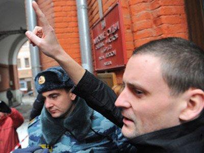 СКР просит наказать адвокатов Удальцова, якобы нарушающих режим домашнего ареста