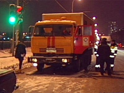 Полиция отпустила водителя грузовика, сбившего начальника управления Генпрокуратуры