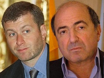 Высокий суд Лондона отклонил иск Бориса Березовского к Роману Абрамовичу