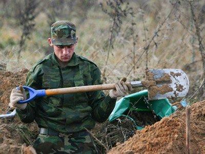 Судебные приставы Московской области будут разыскивать останки павших воинов