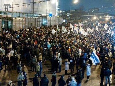 Путин запретил митинговать ночью и ранним утром