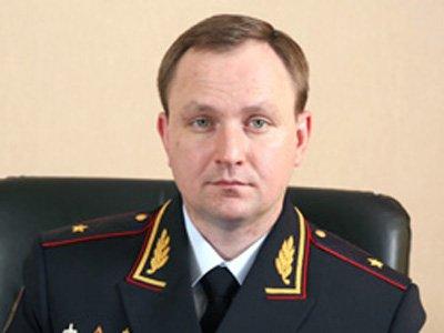 Начальник Главного управления экономической безопасности и противодействия коррупции Денис Сугробов