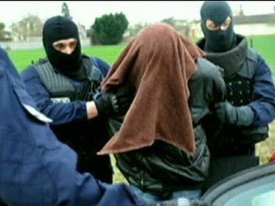 Французским властям передали для суда вербовщика террористов