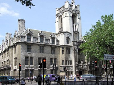 Сегодня в Великобритании появился Верховный суд