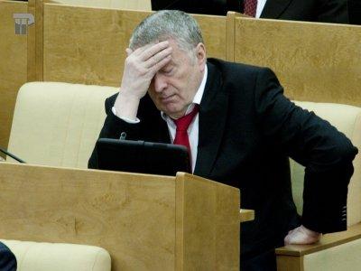 Власти Москвы усомнились в законности установки памятника Жириновскому