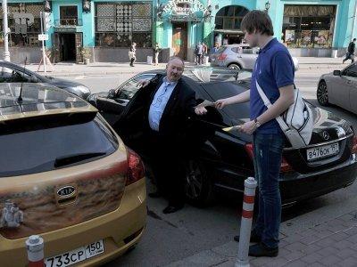 Открыто голосование о введении штрафов за блокировку выезда на парковках