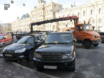 Штрафы за нарушение ПДД в Москве будут выписывать чиновники, а не сотрудники ДПС