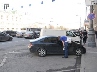 ВС запретил часть московских штрафов для автомобилистов