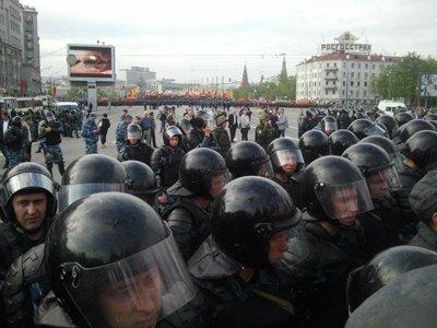 Госдума нашла способ в обход КС сажать организаторов несанкционированных митингов
