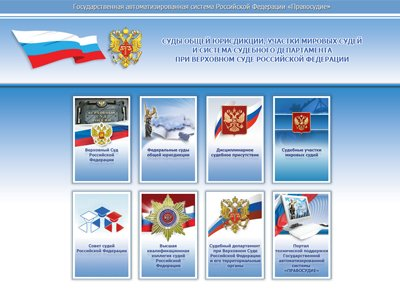 Россияне смогут участвовать в разбирательствах по административным делам через Интернет