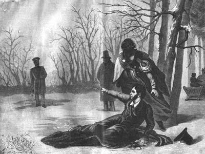 «Равномерному подлежал бы наказанию и Пушкин, если бы остался в живых»