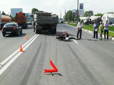 78-летний водитель получил условный срок за гибель 25-летнего байкера