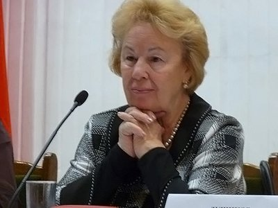 Марии Сазоновой ищут преемника