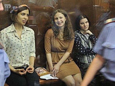 Речи Pussy Riot в суде вдохновили постановку одного из ведущих лондонских театров, которую представят в день приговора