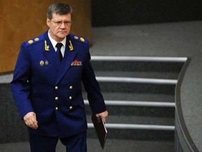 Чайка пообещал осужденным жителям Крыма амнистию, а прокурорам – повышенную зарплату