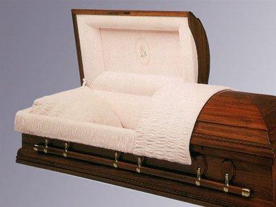 Судят ревнивца, загнавшего в гроб свою подругу – сотрудницу похоронного агентства