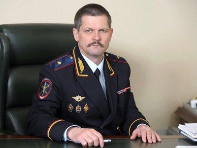 Глава московского управления МВД Анатолий Якунин ушел в отставку