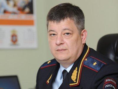 Колокольцев представил личному составу нового начальника столичного ГУ МВД